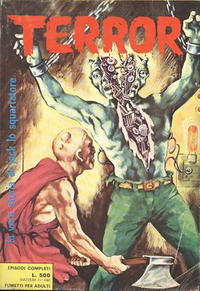 Cover Thumbnail for Terror (Ediperiodici, 1969 series) #18