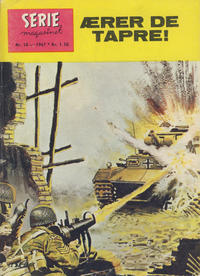 Cover Thumbnail for Seriemagasinet (Se-Bladene - Stabenfeldt, 1951 series) #10/1967