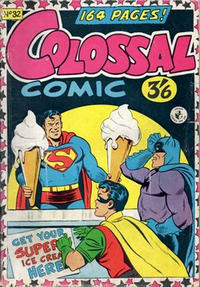 Cover Thumbnail for Colossal Comic (K. G. Murray, 1958 series) #32