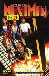 Cover Thumbnail for Next Men: Faith (NORMA Editorial, 1996 series)