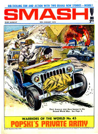 Cover Thumbnail for Smash! (IPC, 1966 series) #208