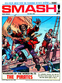 Cover Thumbnail for Smash! (IPC, 1966 series) #174