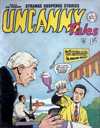 Cover for Uncanny Tales (1963 series) #13