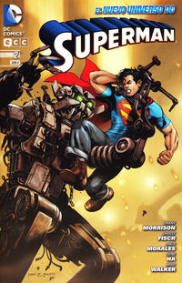Cover Thumbnail for Superman (ECC Ediciones, 2012 series) #2
