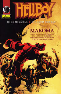 Cover Thumbnail for Hellboy (NORMA Editorial, 2002 series) #11