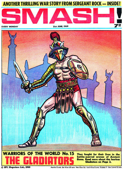 Cover for Smash! (IPC, 1966 series) #177