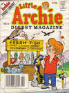 Cover for Little Archie Digest Magazine (Archie, 1991 series) #14 [Newsstand]