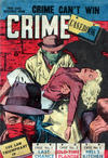 Cover for Crime Casebook (Horwitz, 1953 ? series) #14