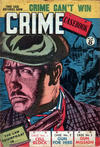 Cover for Crime Casebook (Horwitz, 1953 ? series) #15