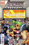 Cover Thumbnail for Avengers Assemble (2012 series) #1 [The Source Comics & Games Variant]
