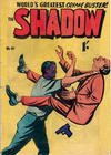 Cover for The Shadow (Frew Publications, 1952 series) #81