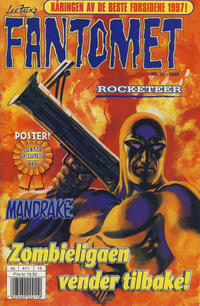 Cover Thumbnail for Fantomet (Egmont Serieforlaget, 1998 series) #15/1998