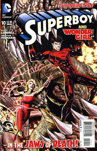 Cover Thumbnail for Superboy (DC, 2011 series) #10