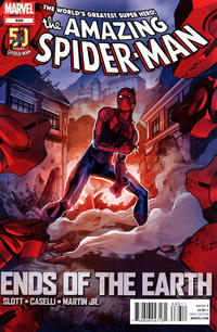 Cover Thumbnail for The Amazing Spider-Man (Marvel, 1999 series) #686