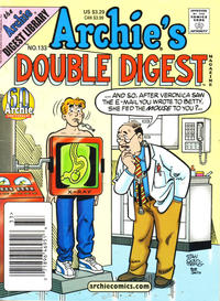 Cover Thumbnail for Archie's Double Digest Magazine (Archie, 1984 series) #133