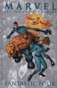 Cover Thumbnail for Marvel : Les Incontournables (Panini France, 2008 series) #4