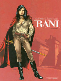 Cover Thumbnail for Rani (Le Lombard, 2009 series) #1 - Bastaard