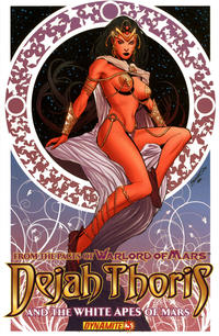 Cover Thumbnail for Dejah Thoris and the White Apes of Mars (Dynamite Entertainment, 2012 series) #3