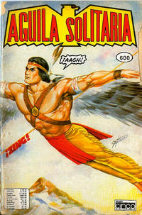 Cover Thumbnail for Aguila Solitaria (Editora Cinco, 1976 ? series) #600