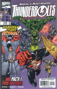 Cover Thumbnail for Thunderbolts (Marvel, 1997 series) #23