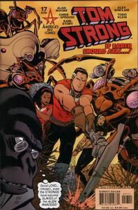 Cover Thumbnail for Tom Strong (DC, 1999 series) #17