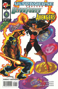 Cover Thumbnail for Ultraforce / Avengers Prelude (Marvel, 1995 series) #1