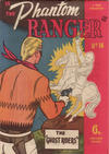 Cover for The Phantom Ranger (Frew Publications, 1948 series) #14