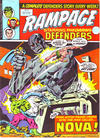 Cover for Rampage (Marvel UK, 1977 series) #6