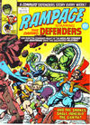 Cover for Rampage (Marvel UK, 1977 series) #22