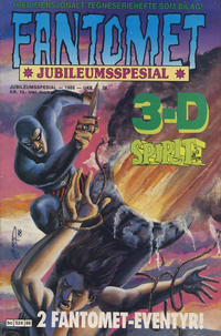 Cover Thumbnail for Fantomet jubileumsspesial 1986 (Semic, 1986 series) #1986
