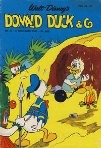 Cover Thumbnail for Donald Duck & Co (Hjemmet, 1948 series) #45/1967