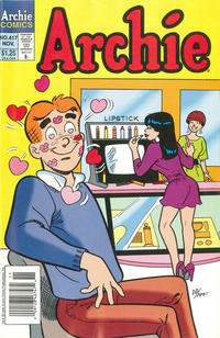 Cover Thumbnail for Archie (Archie, 1959 series) #417