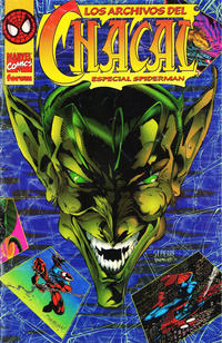 Cover Thumbnail for Los Archivos del Chacal (Planeta DeAgostini, 1996 series)
