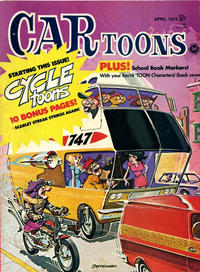 Cover Thumbnail for CARtoons (Petersen Publishing, 1961 series) #76