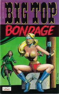 Cover Thumbnail for Big Top Bondage (Fantagraphics, 1992 series)