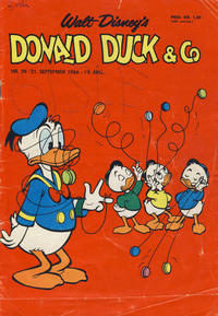 Cover Thumbnail for Donald Duck & Co (Hjemmet / Egmont, 1948 series) #39/1966