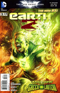 Cover Thumbnail for Earth 2 (DC, 2012 series) #3
