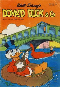 Cover Thumbnail for Donald Duck & Co (Hjemmet, 1948 series) #29/1966