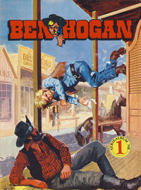 Cover Thumbnail for Ben Hogan Seriealbum (Williams, 1975 series) #1