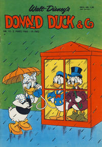Cover Thumbnail for Donald Duck & Co (Hjemmet / Egmont, 1948 series) #10/1966