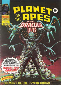 Cover Thumbnail for Planet of the Apes (Marvel UK, 1974 series) #94