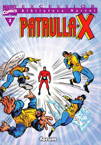 Cover Thumbnail for Biblioteca Marvel: Patrulla-X (Planeta DeAgostini, 2000 series) #2