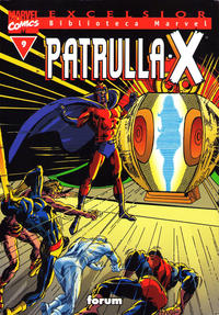 Cover Thumbnail for Biblioteca Marvel: Patrulla-X (Planeta DeAgostini, 2000 series) #9