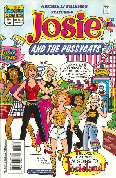 Cover for Archie & Friends (Archie, 1992 series) #50