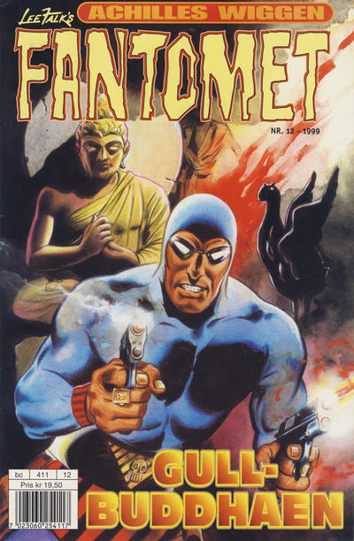Cover for Fantomet (Egmont Serieforlaget, 1998 series) #12/1999