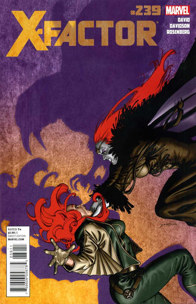 Cover for X-Factor (Marvel, 2006 series) #239