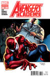 Cover for Avengers Academy (Marvel, 2010 series) #31