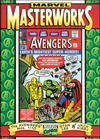 Cover for Marvel Masterworks: The Avengers (Marvel, 1997 series) #[1]