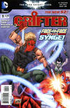 Cover for Grifter (DC, 2011 series) #11
