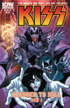 Cover Thumbnail for Kiss (2012 series) #1 [Cover B by Jamal Igle]